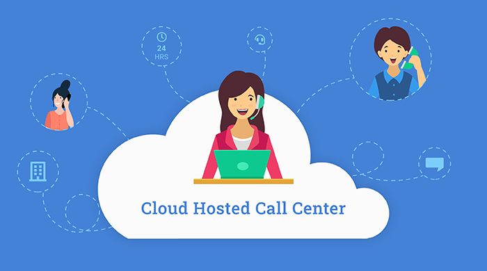 Cloud Hosted Call Center